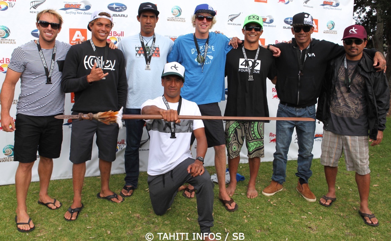Sur les 8 athlètes de l'édition 2015, 6 sont revenus