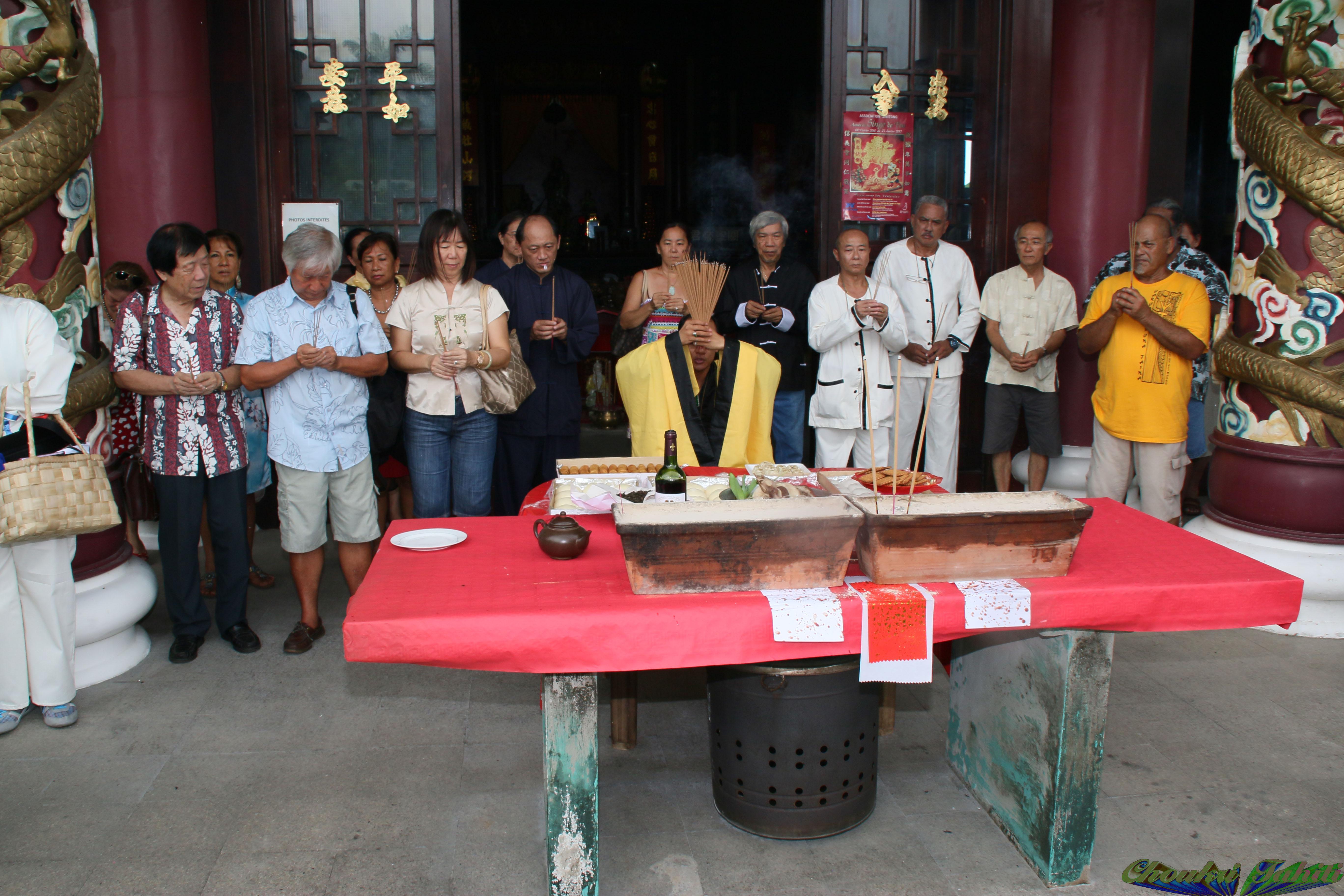 L'arrivée des premiers Chinois, il y a 150 ans, fêtée ce week-end