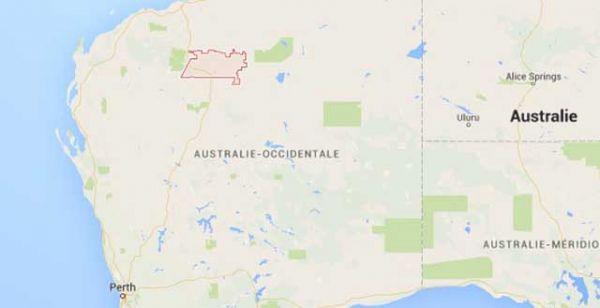 """Insolite: des """"cercles de fées"""" découverts en Australie"""