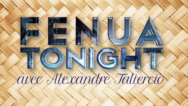 Fenua Tonight, le nouveau Talk Show de Taliercio sur Première