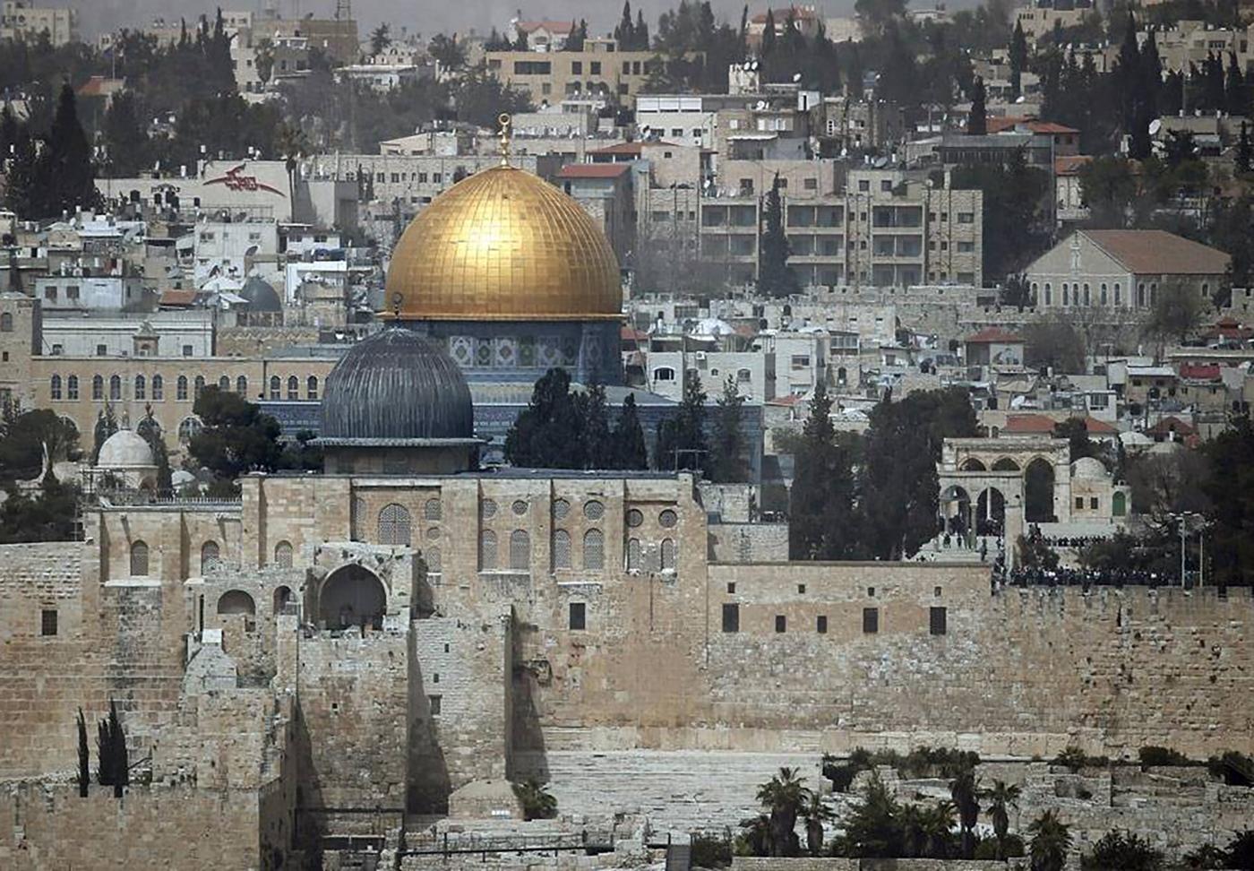 Un touriste américain à la chasse au trésor dans les sous-sols de Jérusalem