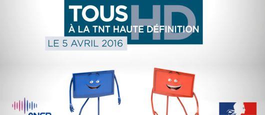 TNT : Le passage en HD réservé à la métropole