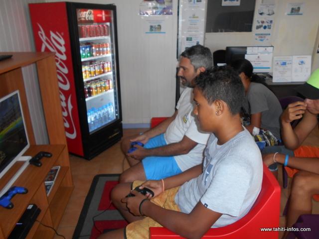 Moorea : Un cybercafé qui milite pour la protection de l'environnement