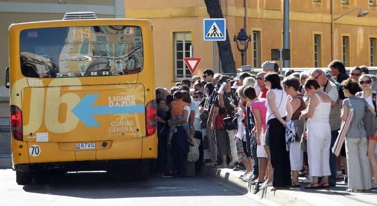 Nice: le faux bus municipal avait tout d'un vrai