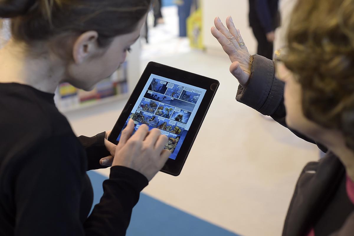 Climat: des emails à l'e-book, l'impact du numérique n'a rien de virtuel