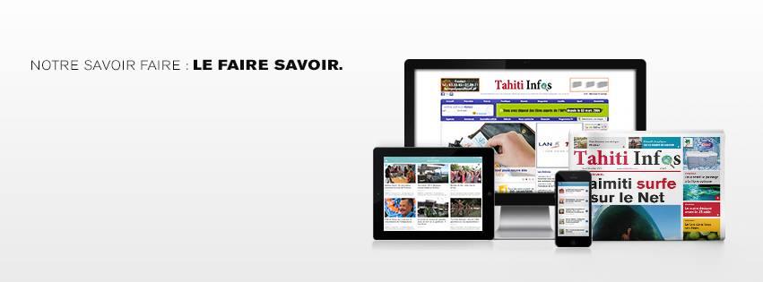 Anniversaire : Tahiti Infos, le site a 6 ans aujourd'hui