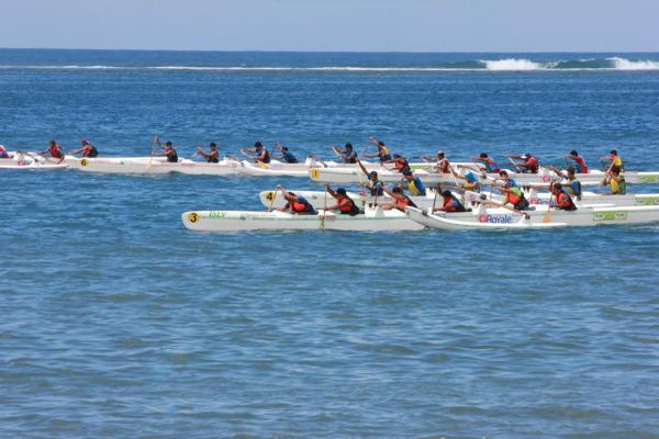 Va'a « Eimeo Race 2016 » : Plus de 540 rameurs engagés
