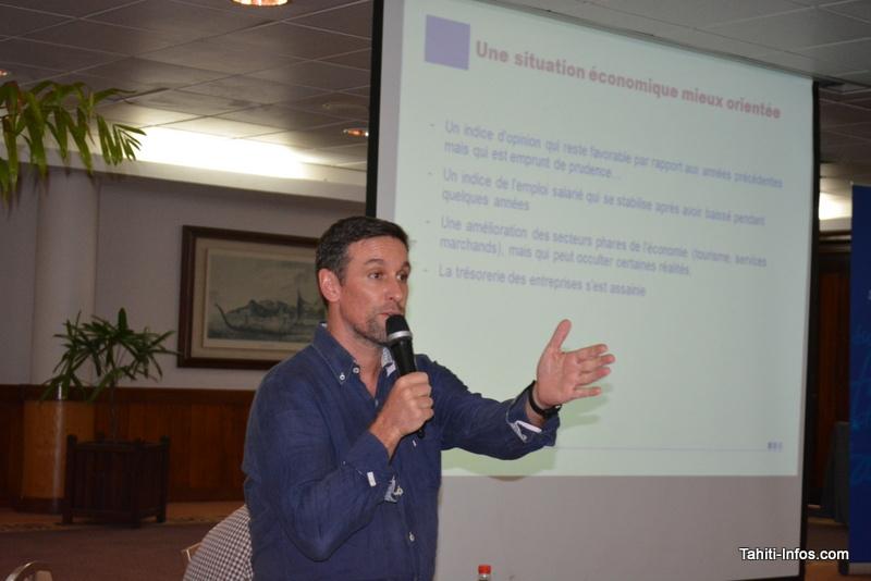 Yann Jacquemin, en charge de la Sogefom, a présenté le bilan 2015 et les projets pour 2016 du fonds de garantie devant les banques et les acteurs locaux de la finance. Elle compte bien accélérer son action en faveur du financement de l'économie locale.