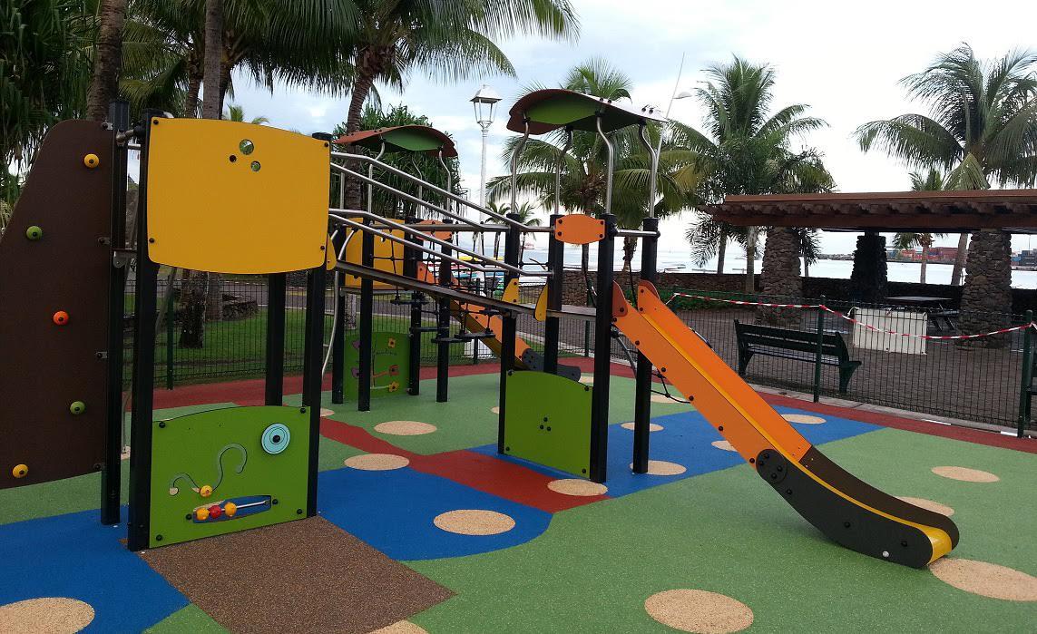 L'aire de jeux Est des Jardins de Paofai sera à nouveau accessible dès lundi