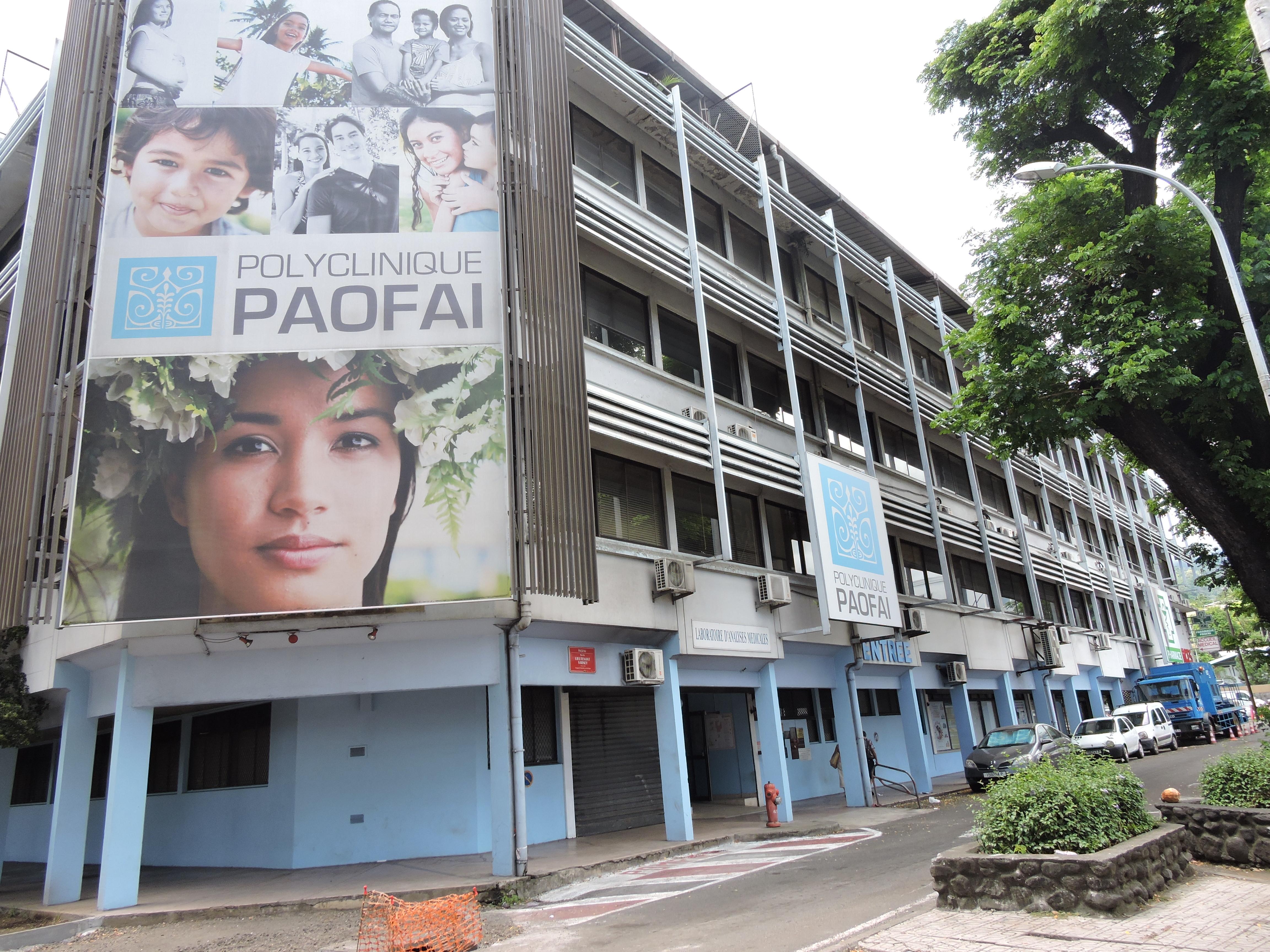 Clinique Paofai : avis défavorable de la commission de sécurité