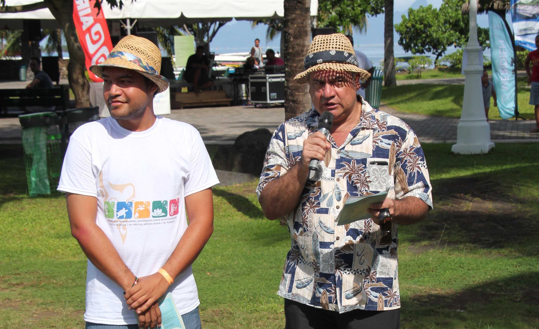 La Journée mondiale de l'eau célébrée à Tahiti