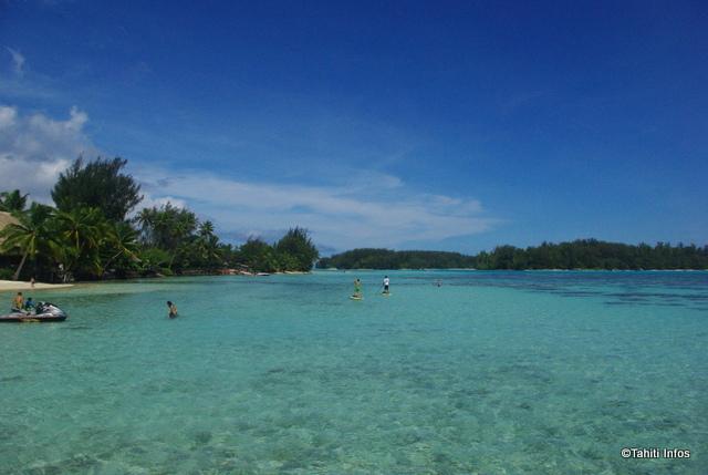 Une touriste japonaise manque de se noyer dimanche à Moorea