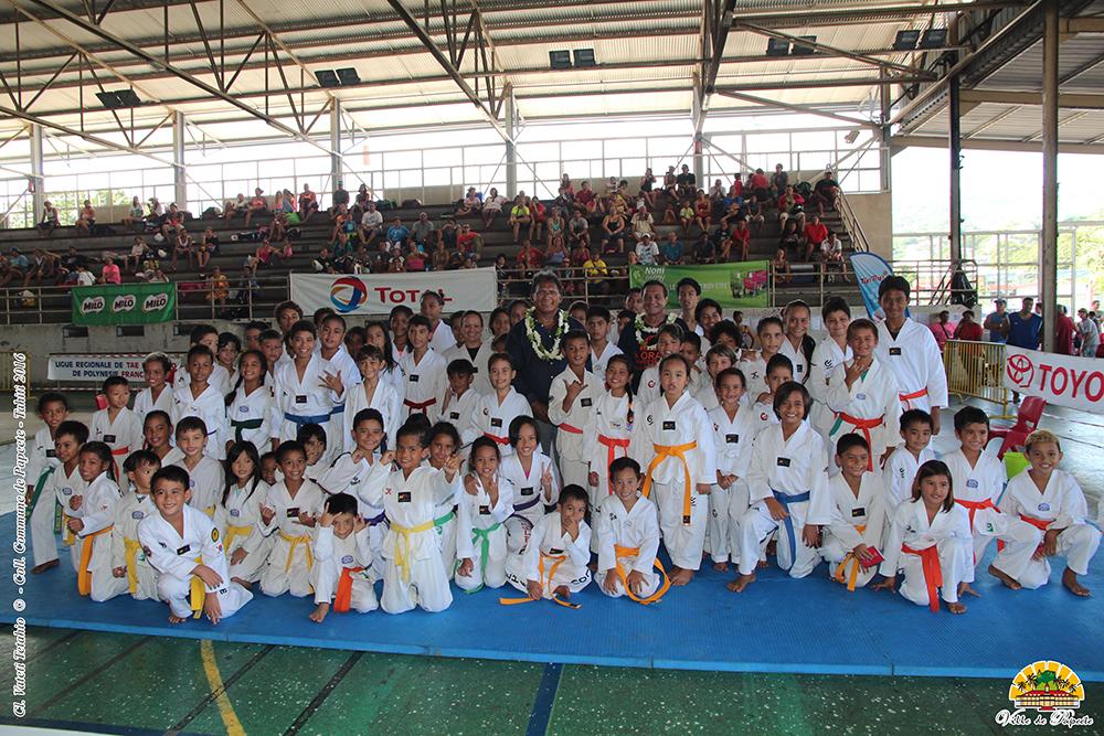 Taekwondo : Résultats de la compétition Kyorugi