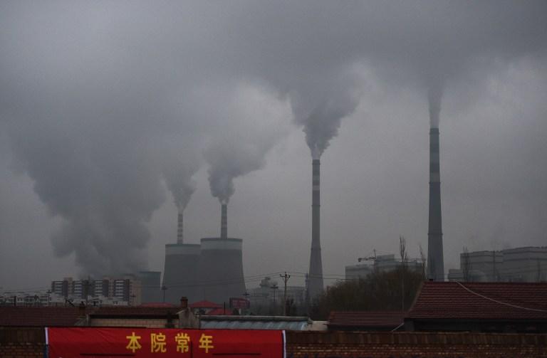 Les centrales au charbon consomment autant d'eau qu'un milliard de personnes