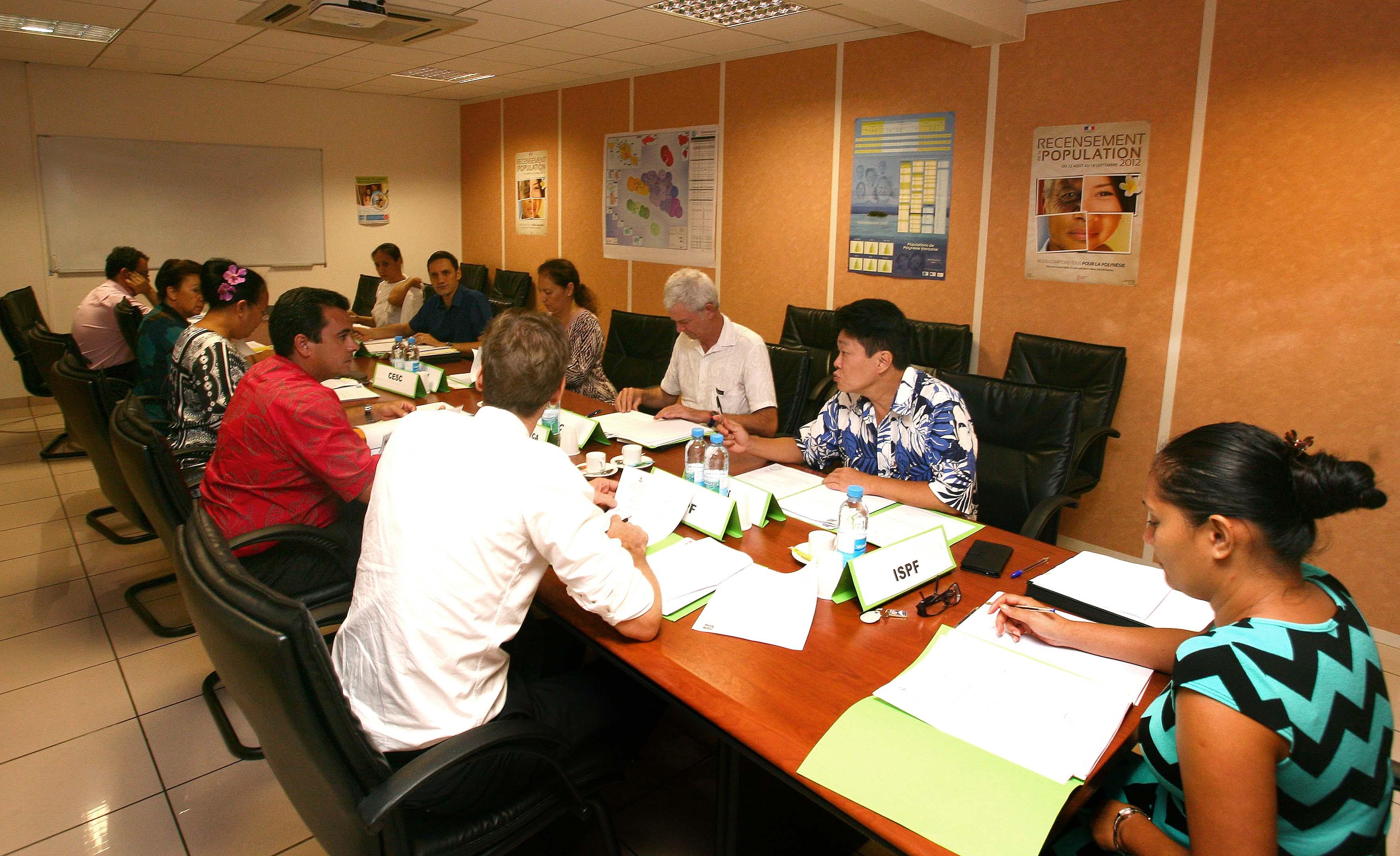 Conseil d'administration de l'ISPF : validation du programme de travail de l'Institut