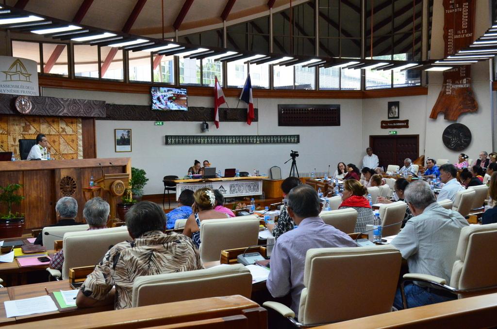Les élus de Tarahoi devront se réunir jeudi pour accomplir l'ordre du jour de la session extraordinaire.