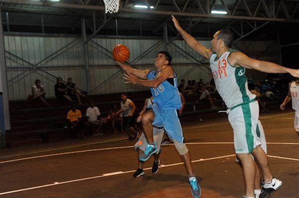 Basket Ball « chpt fédéral » : Aorai, Excelsior, Central s'imposent