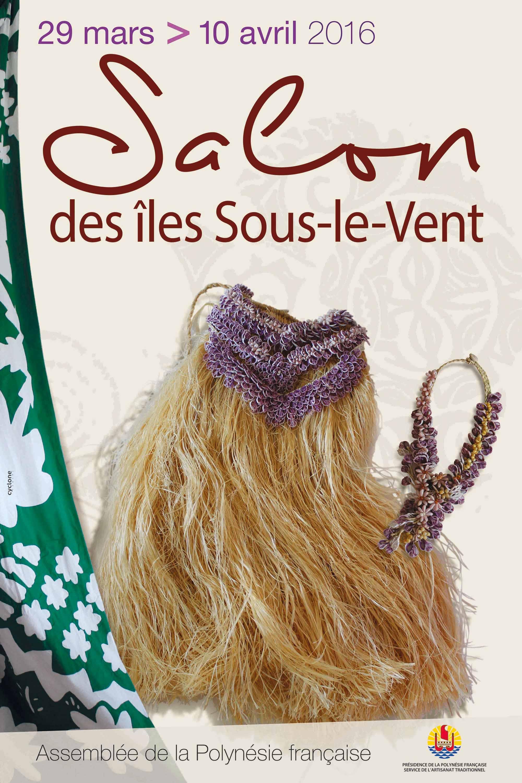 2ème édition du Salon Artisanal des Îles-Sous-le-Vent