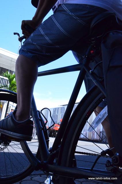 """Un """"gang"""" des vélos sévit dans la ville"""