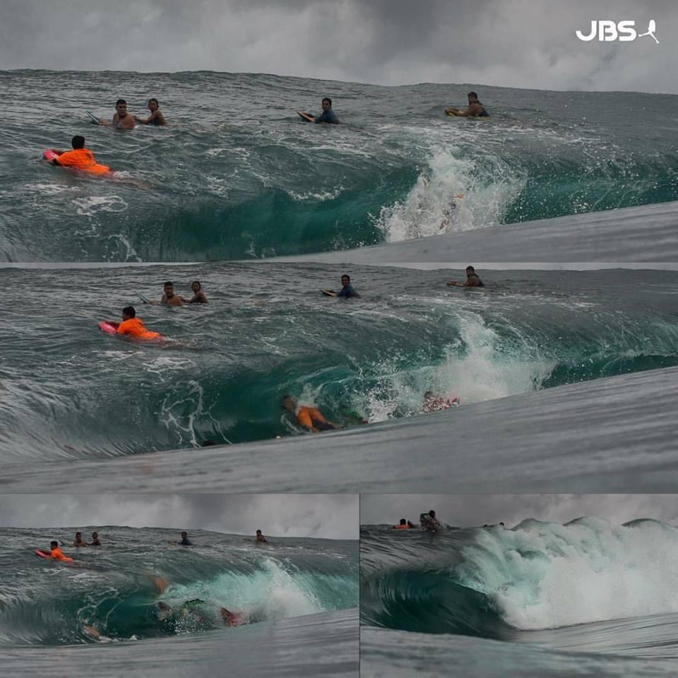 Bodyboard – Niko Richard : Bodyboard extrême sur les 'slabs' de la côte est