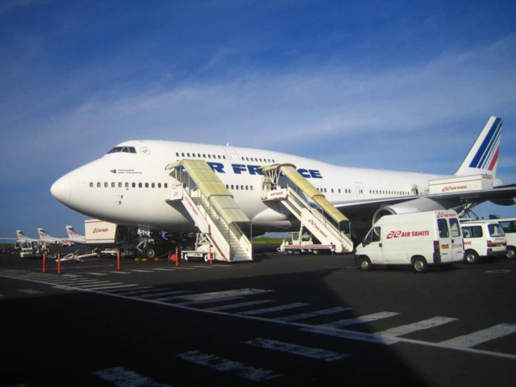 Des modifications sur les vols d'Air France