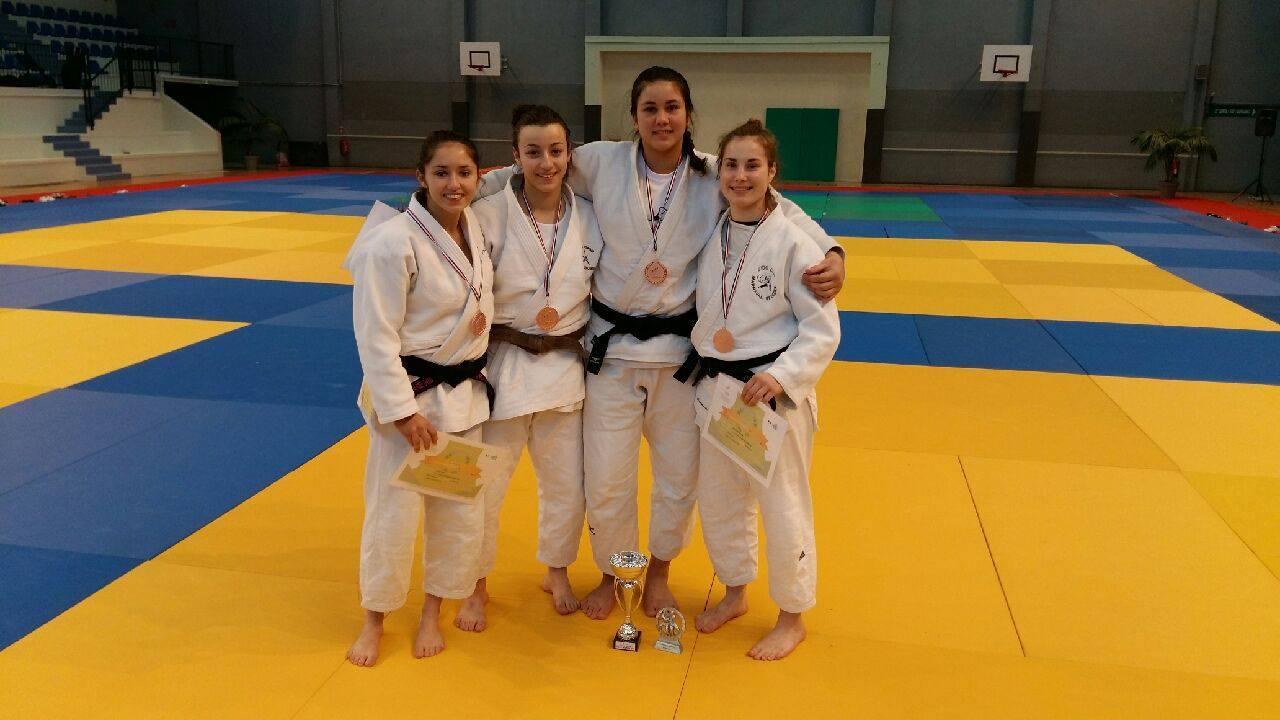 Judo « chpts de France UNSS » : Rauhiti Vernaudon prend le bronze