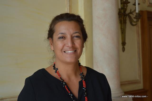 Pour les collectivités autonomes, comme la Polynésie française, il faudra une loi organique pour rattraper le statut d'agents diplomatiques ouvert aux agents territoriaux en mission de coopération, c'est ce qu'a défendu Maina Sage, député de Polynésie française.