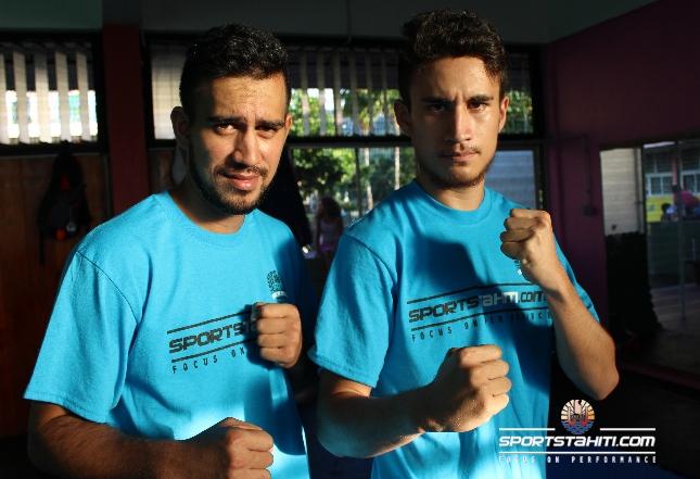 TKD : Les frères Tinirau aux championnats de France