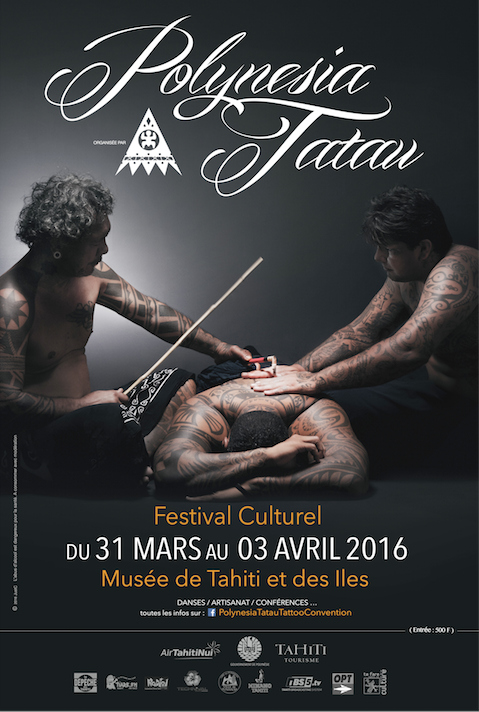 Festival du tatouage : une cinquième édition placée sous le signe du feu