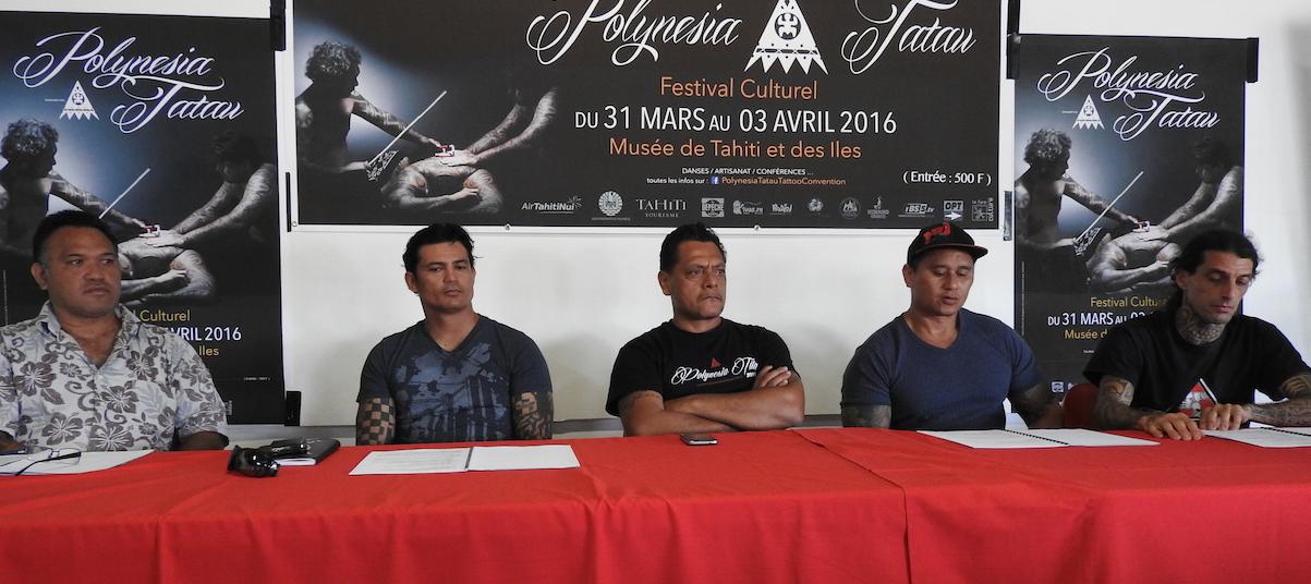 'association Polynesia Tatau, dirigée par Thierry Pirato, organise cet événement culturel dans les magnifiques espaces du Musée de Tahiti et des îles.