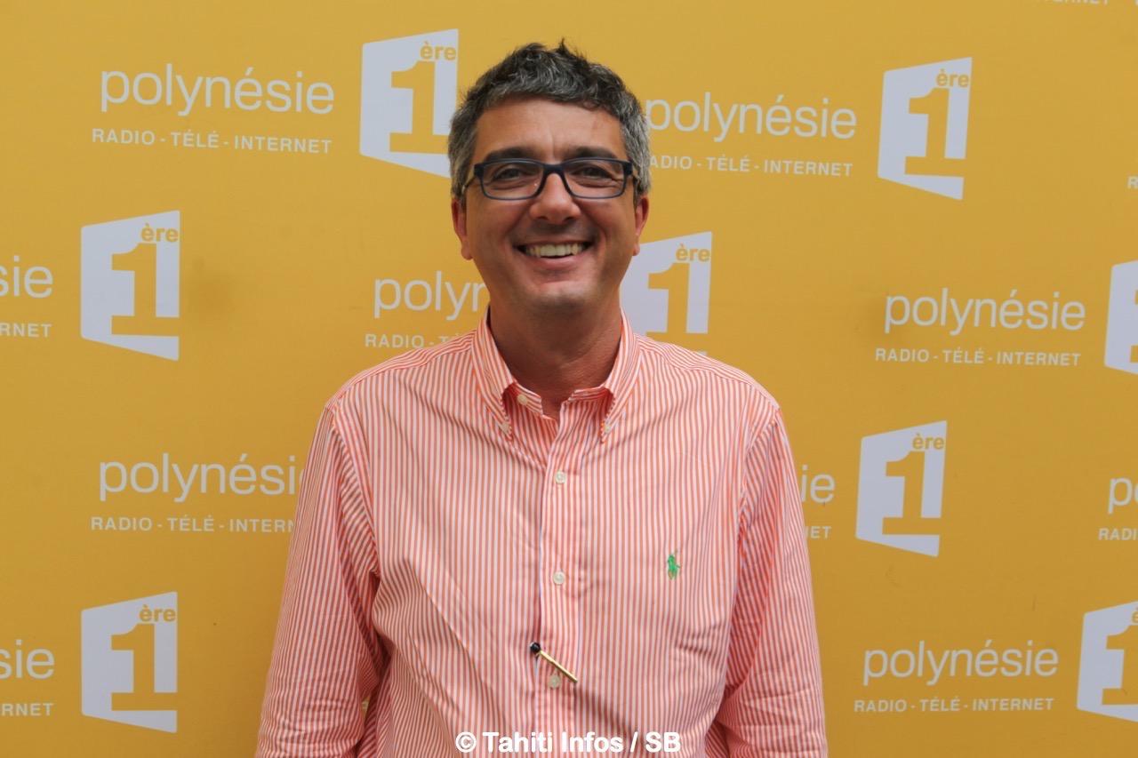 Jean-Philippe Lemée, un directeur des antennes enthousiaste