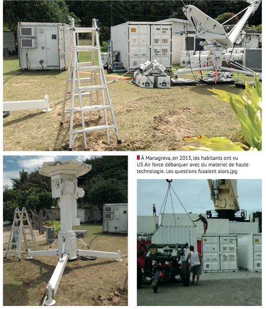 Projet Hyperspace: Un Polynésien va partir dans l'espace