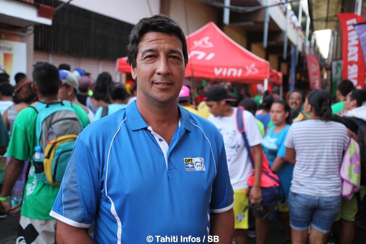 Heitapu Hunter, le mr Futsal en Polynésie, en interview AUDIO