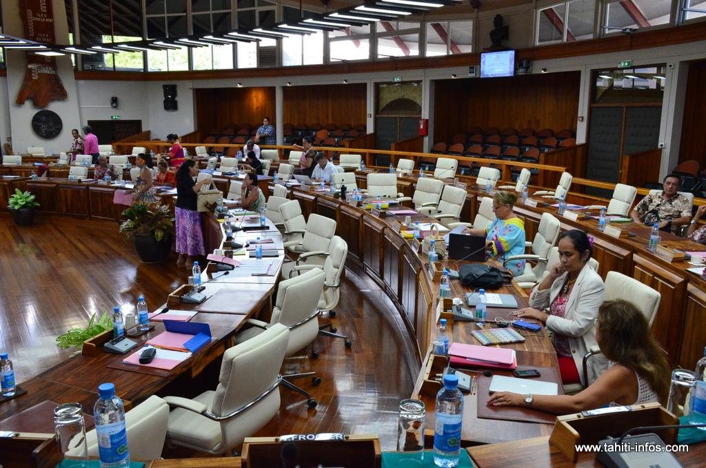 La répartition des commissions intérieures de l'assemblée doit avoir lieu au plus tard lors de la deuxième séance de la session administrative, le 21 avril. Le RMA est en position de rafler la mise.