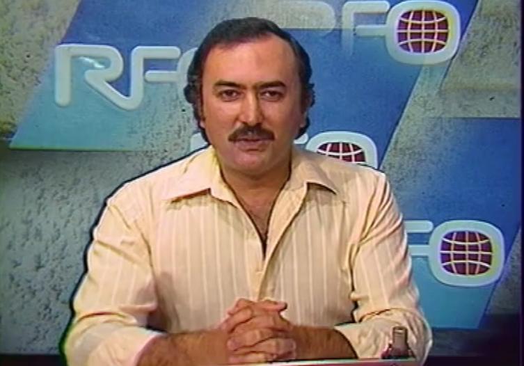 Etienne Raapoto avait présenté en 1984 le tout premier journal télévisé en tahitien.