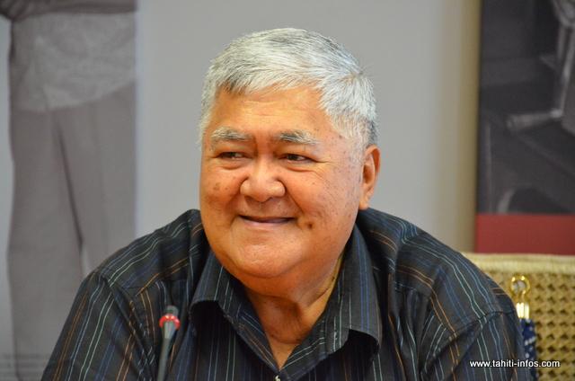 Félix Faatau est de nouveau inquiété pour des délits qu'il aurait commis alors qu'il était maire de Huahine, entre 2008 et 2014.