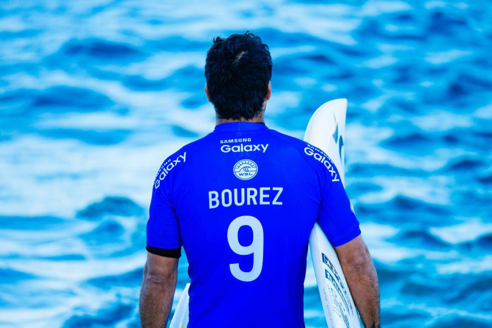 Michel Bourez a tout pour réussir sa 8e année avec l'élite