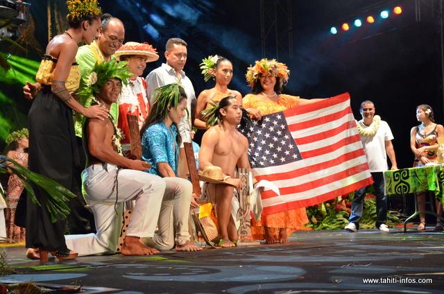 Coupe du monde de 'Ori Tahiti : Etats-Unis, Tahiti et le Japon sur le podium