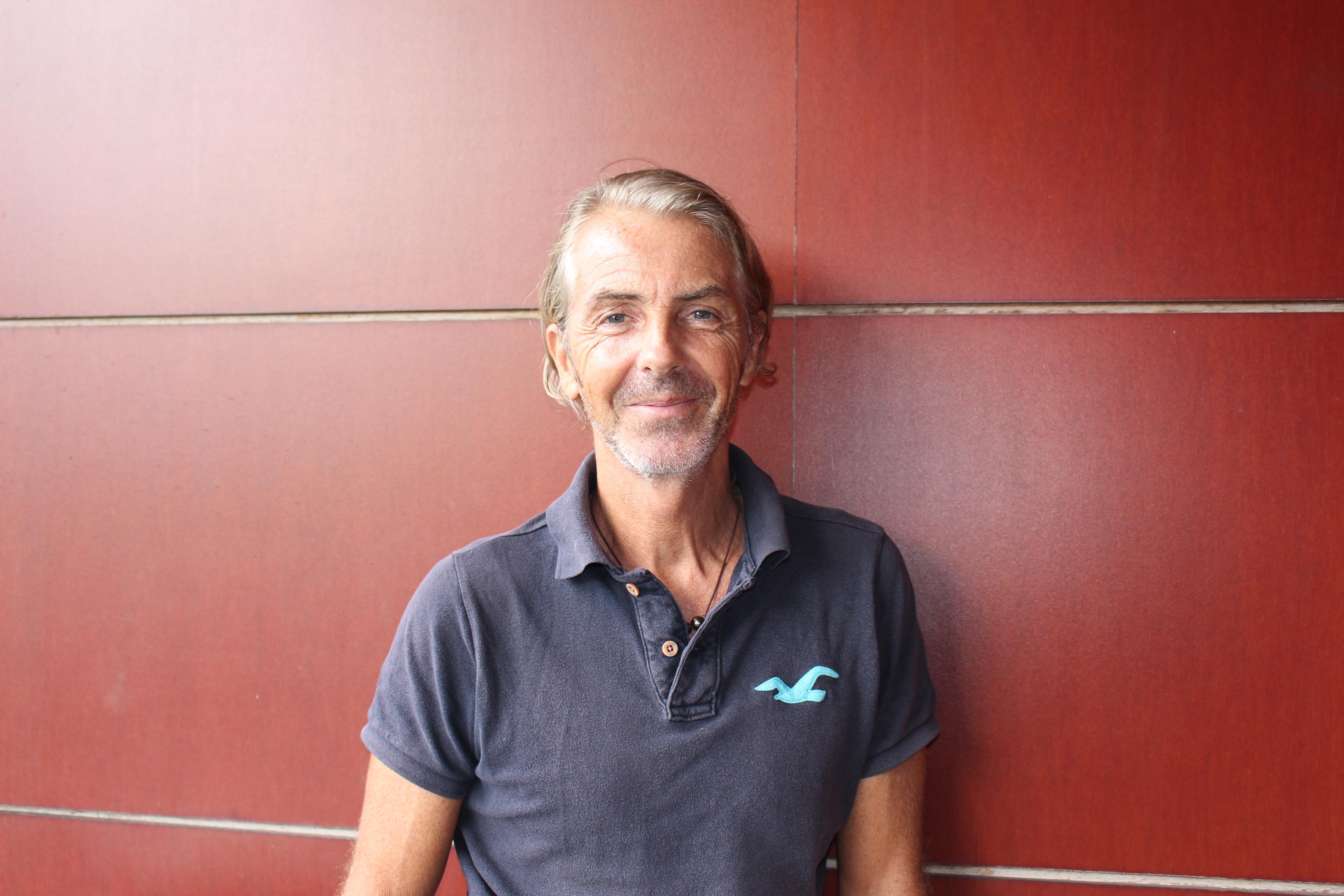 Thierry Cordonnier est arrivé à Tahiti il y a douze après des années passés dans la production et la création musicale à Paris en particulier chez Label Trema et EMI music.