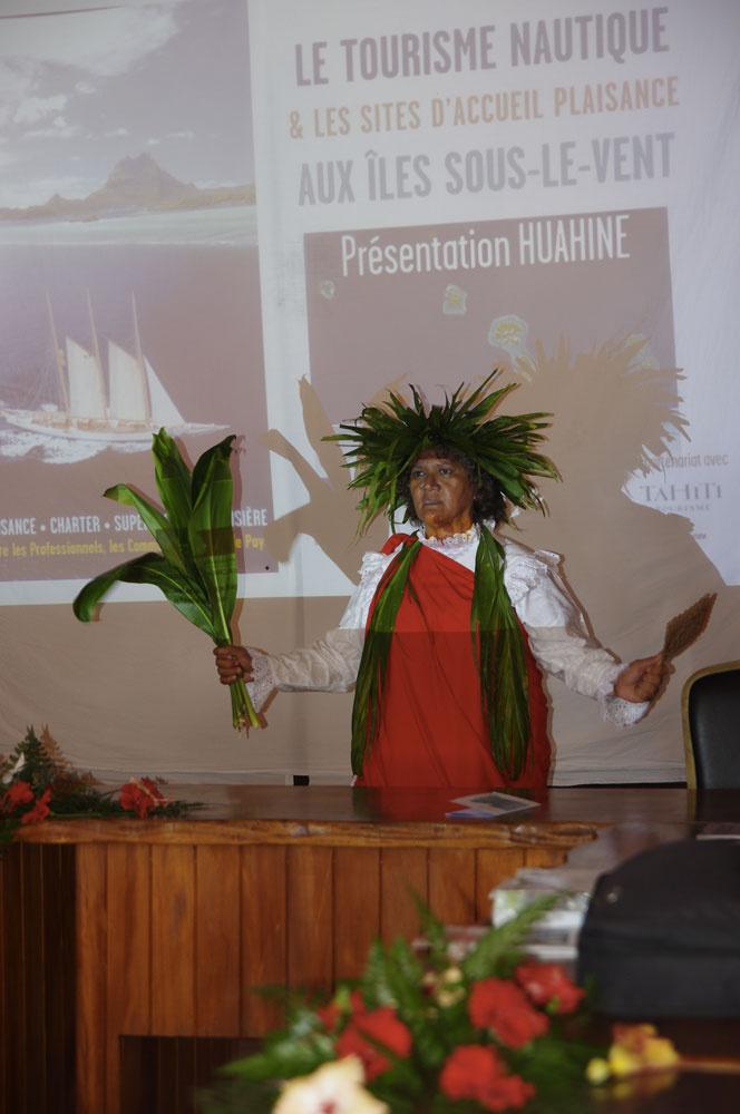 Superbe journée de tourisme nautique à Huahine