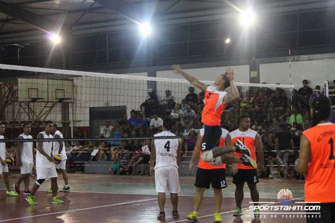 Volley-ball « Challenge de Polynésie » : Les îles ont démontré leurs savoir-faire
