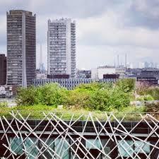 Le toit de l'Opéra Bastille ou les marches de Bercy pour végétaliser Paris