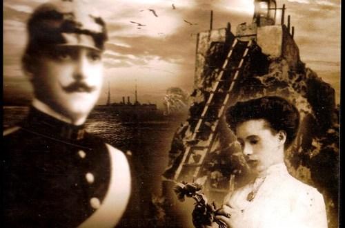 Le commandant Ramon Arnaud et sa femme, Alicia Rovira Arnaud.