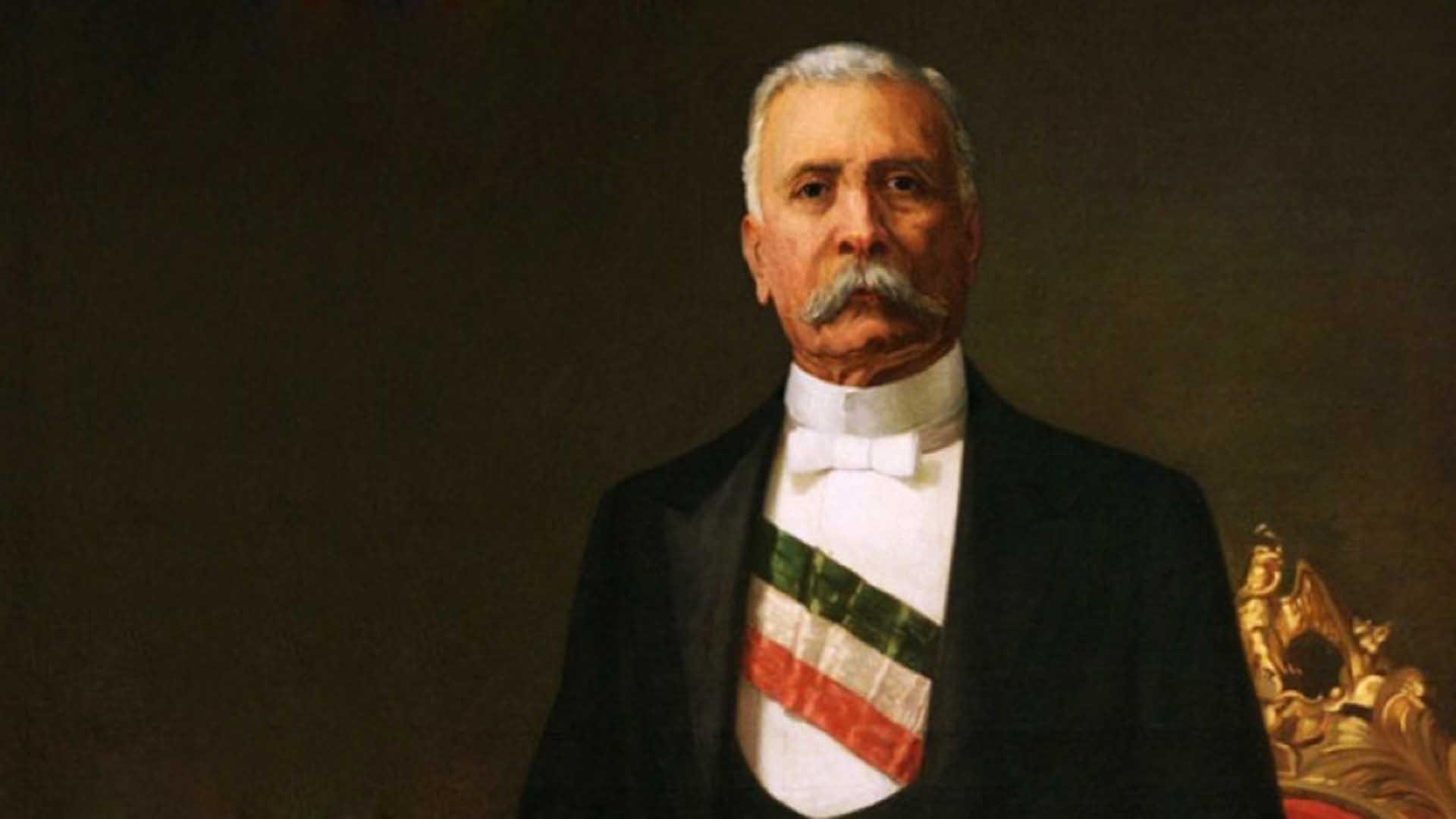 Porfirio Diaz, le président du Mexique ; c'est lui qui eut l'idée d'installer une petite garnison sur l'atoll déjà revendiqué par les Français (et qui fut définitivement attribué à la France le 28 janvier 1931).