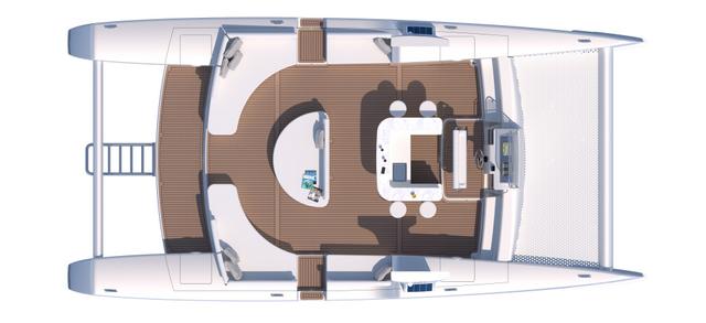 Les catamarans ne seront disponibles qu'à partir de fin 2016