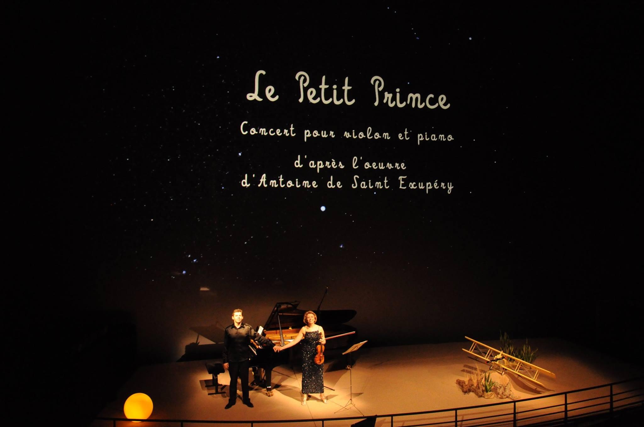 Le Petit Prince à Tahiti