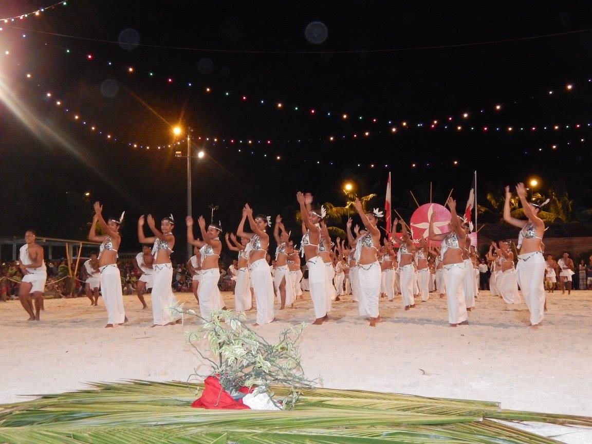 La troupe Pupu Tamarii Anau organise cet événement afin de récolter des fonds pour participer au prochain Heiva i Tahiti.