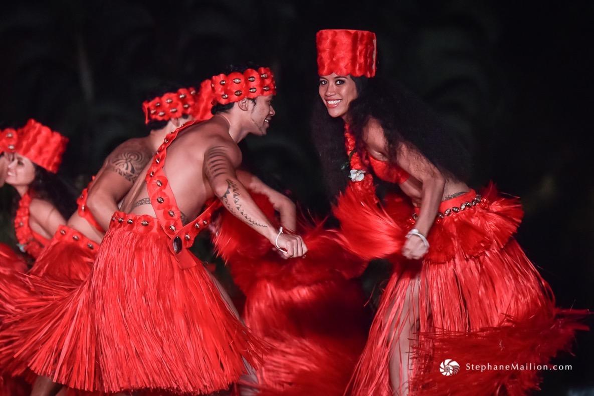 """Mare'are'a"", la nouvelle création de Tahiti Ora"