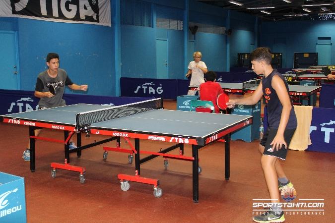 Tennis de Table « Top 12 » Une journée perturbée par de nombreux forfaits