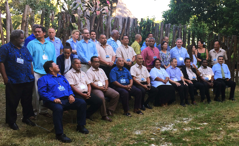 La Polynésie française présente à Oceania 22